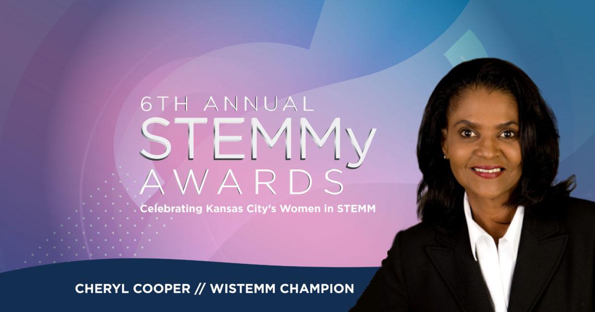 Dr Cheryl Cooper Stemmy Winner