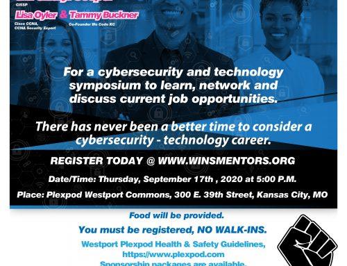 Kansas City Cyber Security & Technology (Cyber-Tech) Mentoring Symposium