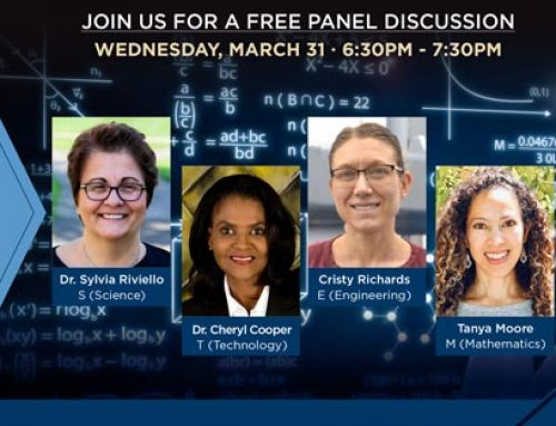 Women's History Month – Ocean County College Presents Leaders in STEM – A Panel Discussion